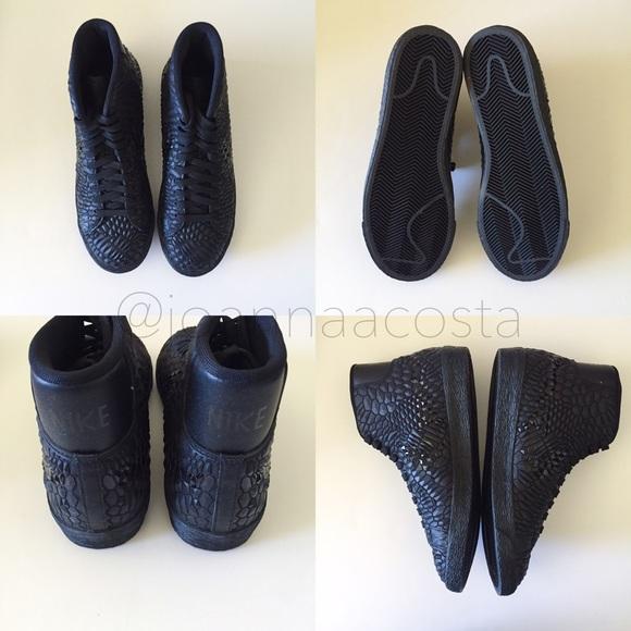 Nike Blazer Mediados Zapato De Las Mujeres Dmb PPakNZ