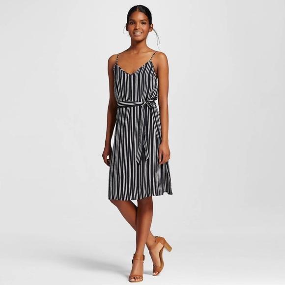 a59b15f71a66 Who what wear Dresses | Womens Belted Slip Dress | Poshmark