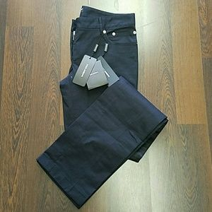 NWT Dolce&Gabbana black pant. Sz 42