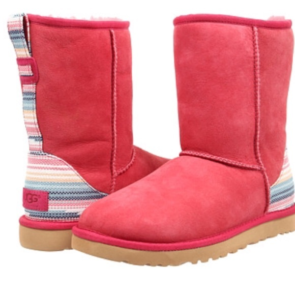 UGG is a brand that is all about luxury and comfort for everyday life. Only the finest quality materials are used to create UGG boots and UGG shoes. UGG is the largest distributor of sheepskin footwear.