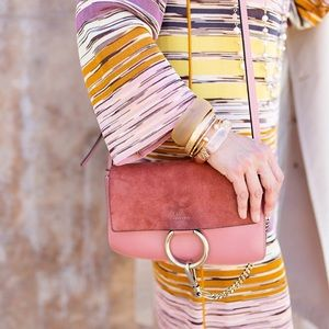 Faye Style Bag in Pink