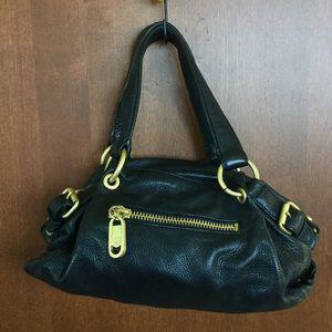 Linea Pelle Navy Handbag ⚓️