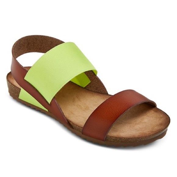 Mossimo Supply Co Shoes Mossimo Tameka Slide Sandals