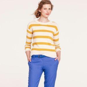 J.Crew Stripe Sweater Size S