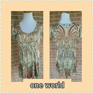 ONE WORLD Tops - Simply Gorgeous One World Top