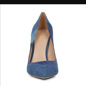 7bd3b7a30084 ALDO Shoes - ALDO NWT DENIM 👠 PUMPS✨💙✨