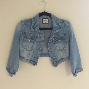 Highway Jeans Jackets & Blazers - Cropped jean jacket
