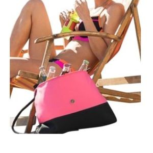 Victoria's Secret Handbags - Victoria Secret Neoprene Cooler Bag