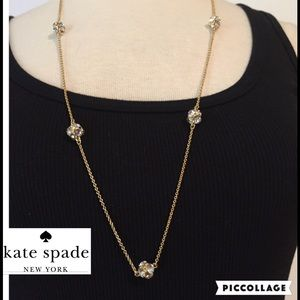 "kate spade Jewelry - New Kate Spade ""Lady Marmalade"" Necklace"