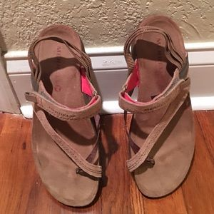 2a6dcc42b747 Merrell Shoes - Merrell Mimosa Clove Sandal