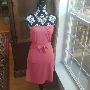 Kensie Strapless Dress