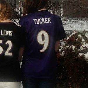 25be9a67c NFL Tops - Women s Baltimore Ravens Justin Tucker NFL Jersey