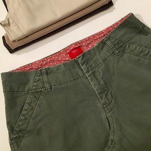 Mossimo Supply Co. Pants - Army Green Mossimo Pants