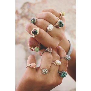 Jewelry - Refugee Rings (Handmade)