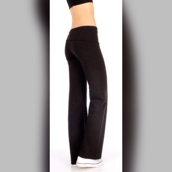 Shop for black cotton yoga pant online at Target. Free shipping on purchases over $35 and save 5% every day with your Target REDcard.