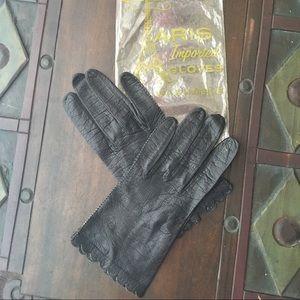 ARIS Other - Vintage ARIS Kid Leather Gloves