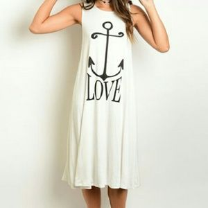 Dresses & Skirts - Love ⚓⚓⚓ dress