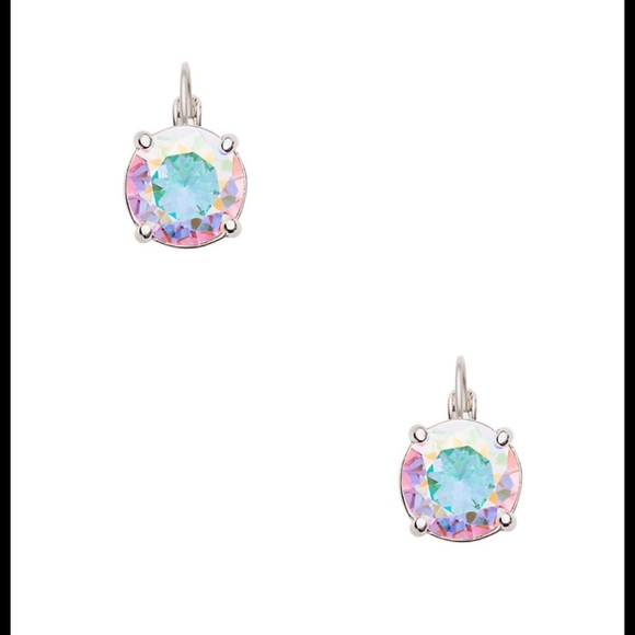 Kate Spade Jewelry - HP 🎉KATE SPADE LEVERBACKS HANDCRAFTED EARRINGS