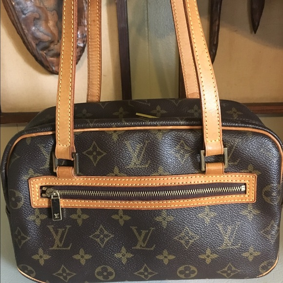 Louis Vuitton Bags   For Schroeee Only Authentic Lv Cite Bag   Poshmark d7b229d731