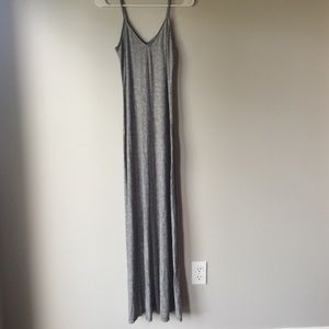 Mossimo black Dresses & Skirts - MOSSIMO brand maxi dress with spaghetti straps