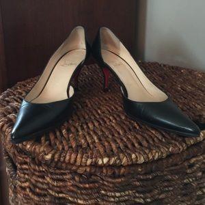 christian louboutins shoes for men - Christian Louboutin kitten heels on Poshmark