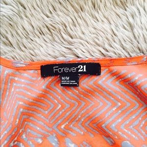 Forever 21 Dresses - Forever 21 Patterned Sundress