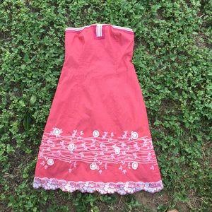 Cynthia Steffe Dresses & Skirts - {Cynthia Steffe Strapless Dress}
