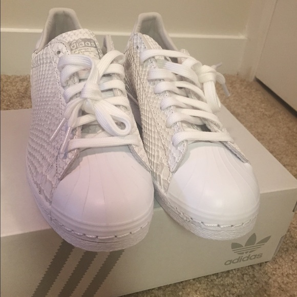 a88cb78b330b3c ... Adidas Shoes - Adidas superstar sneakers custom size 38 ...