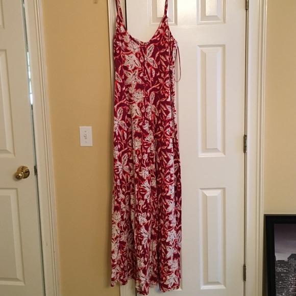 61722869e38 Lucky Brand Dresses   Skirts - Lucky Brand maxi dress!