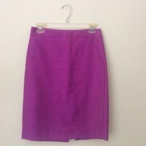 J. Crew No. 2 Pencil Skirt - size 00