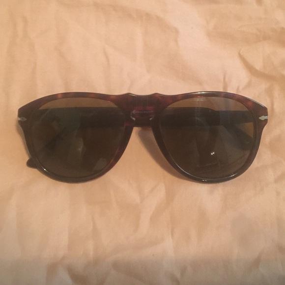 6f6b7c533fa17 Persol 649 rare XL 58mm dark Havana tortoise. M 5781374f7fab3a4f6f040bd8