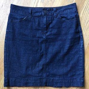 St. John's Bay Dresses & Skirts - ST. JOHN'S BAY Blue Jean Denim Skirt