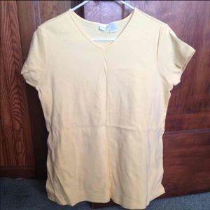 Woman's medium maternity top shirt