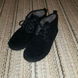 UGG Shoes - Mens Ugg Neumel Black size 10