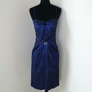 City Triangles Dresses & Skirts - Blue/black dress