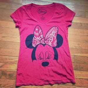 Disney Tops - NWT! Adorable Minnie Mouse tee