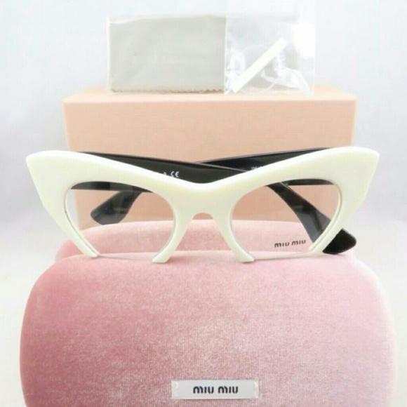 2fcf226ae55152 Miu Miu eyeglasses. M 57814ecb291a35b4c0009841