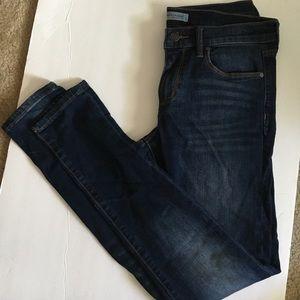 Banana Republic skinny jeans size 28 petite