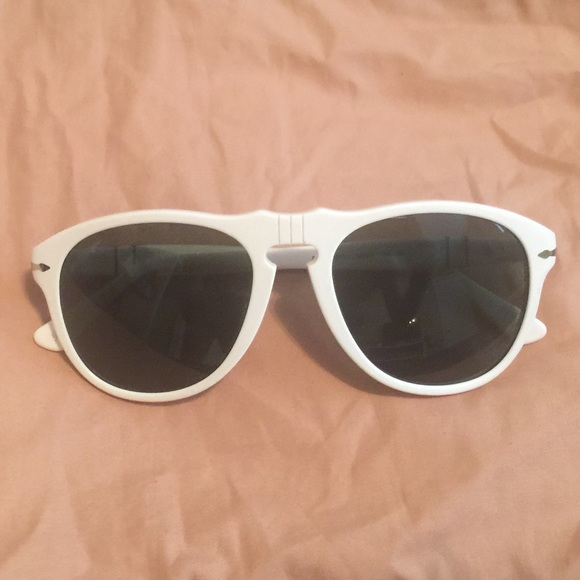 a09b521c2c865 Persol 649 rare XL 58mm size white black. M 57815cedf0137dc3c90447af. Other  Accessories ...