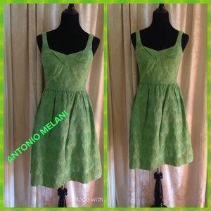 "ANTONIO MELANI Dresses & Skirts - ""The Grass is Always Greener"" dress"