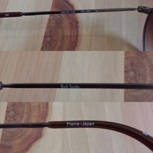 559a8793d7 Paul Smith Accessories - SALE! Paul Smith Large Aviator Sunglass