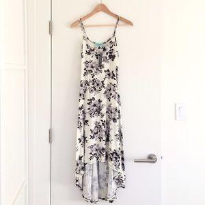 April Spirit Dresses & Skirts - Floral High Low Dress