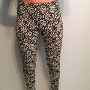 B Jewel full length leggings