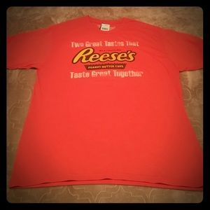 Other - Reese's Cup Graphic Tee Size XL Unisex NWT!