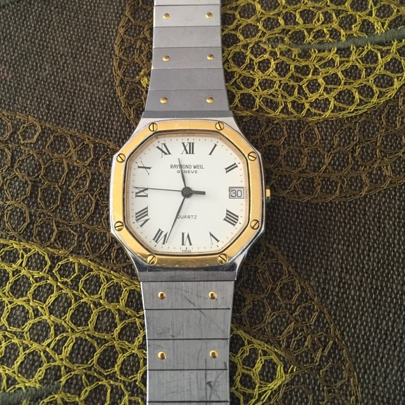 Raymond Weil Accessories Vintage Watch Poshmark