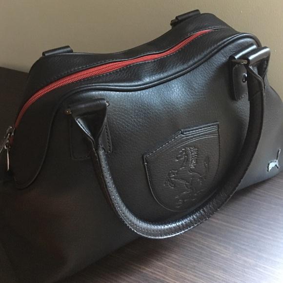 c41607fa4d NWOT Puma Ferrari Bag - PRICE FIRM. M 578182e5c28456612a00f1ae