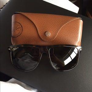 Polarized Ray-Ban sunglasses! 