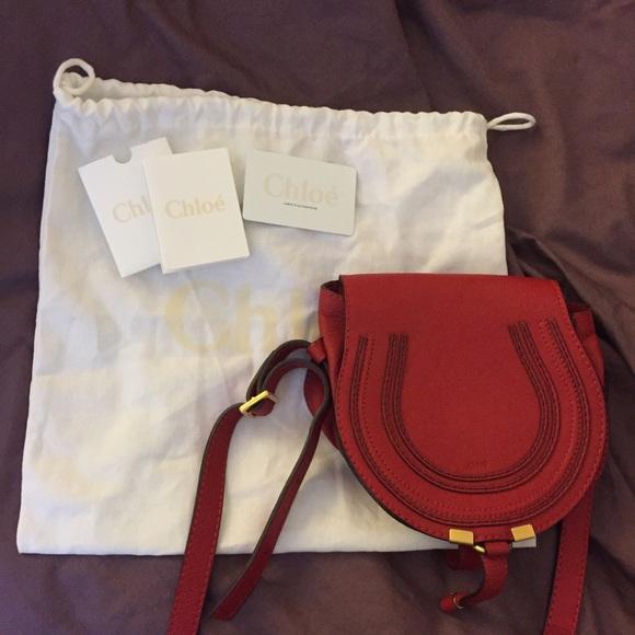 8b81b45a0c5 Chloe Handbags - *Like New* Authentic Chloe Marcie Mini Bag