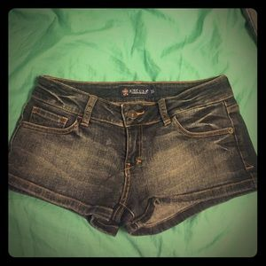 Jean shorts Sz xs or 1/2