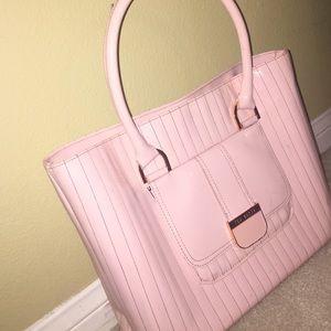 Ted Baker Handbags - T e d. B a k e r Ballet Pink Handbag